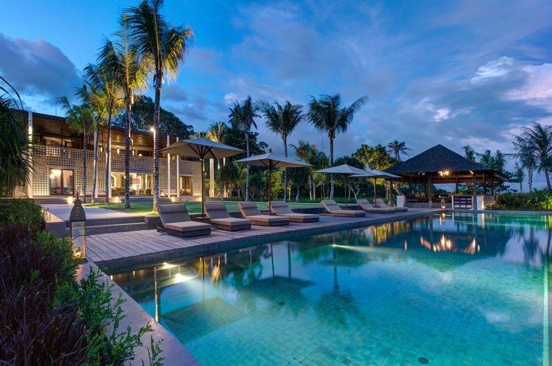 Jeeva Saba Estate Swimming Pool, Gianyar | 8 Bedroom Villas Bali