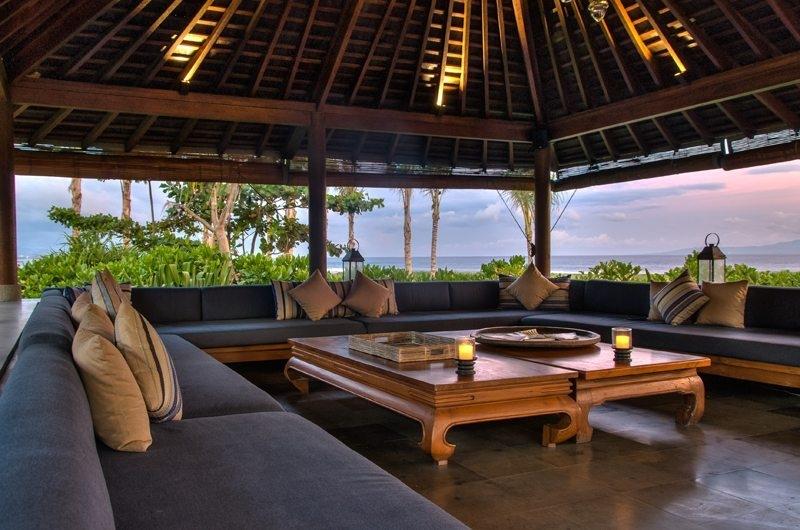 Jeeva Saba Estate Outdoor Lounge, Gianyar | 8 Bedroom Villas Bali