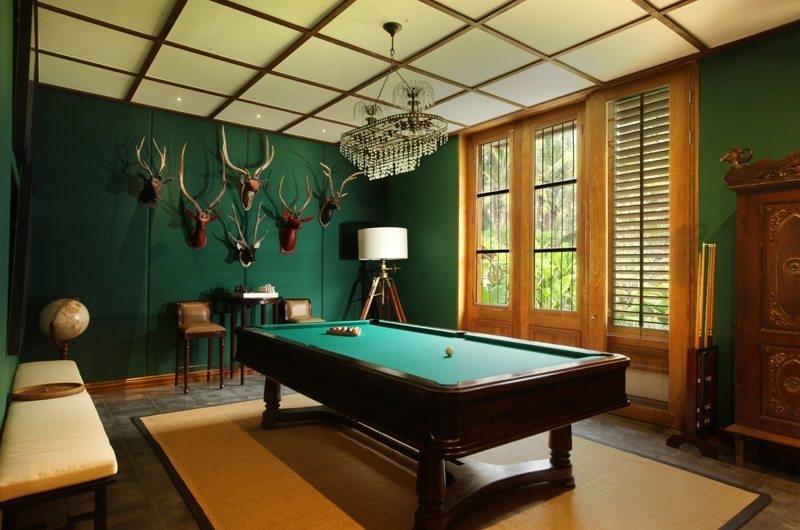 Jeeva Saba Estate Billiard Table, Gianyar | 8 Bedroom Villas Bali
