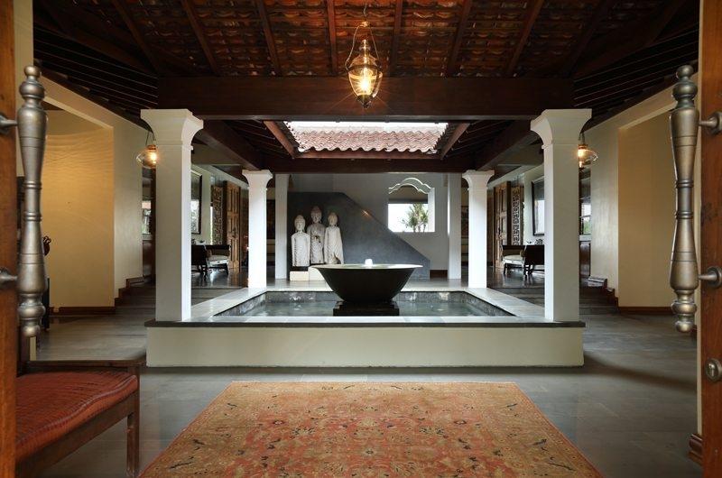 Jeeva Saba Estate Entrance, Gianyar | 8 Bedroom Villas Bali