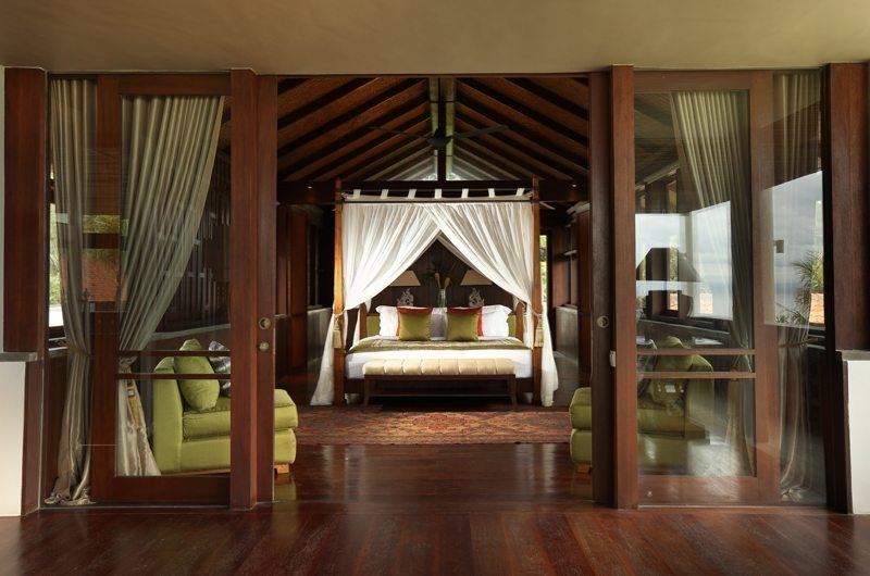 Jeeva Saba Estate Bedroom View, Gianyar | 8 Bedroom Villas Bali