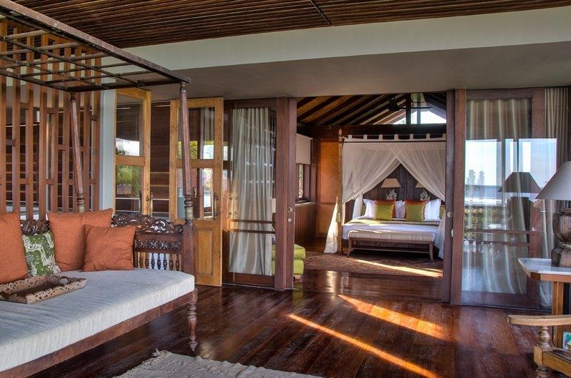 Jeeva Saba Estate Bedroom with Seating Area, Gianyar | 8 Bedroom Villas Bali