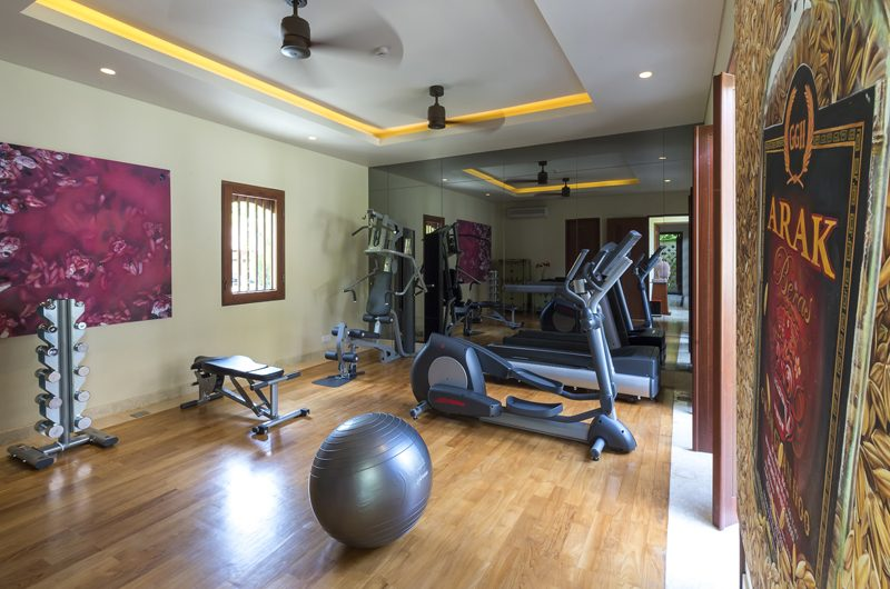 Kaba Kaba Estate Gym, Tabanan | 8 Bedroom Villas Bali