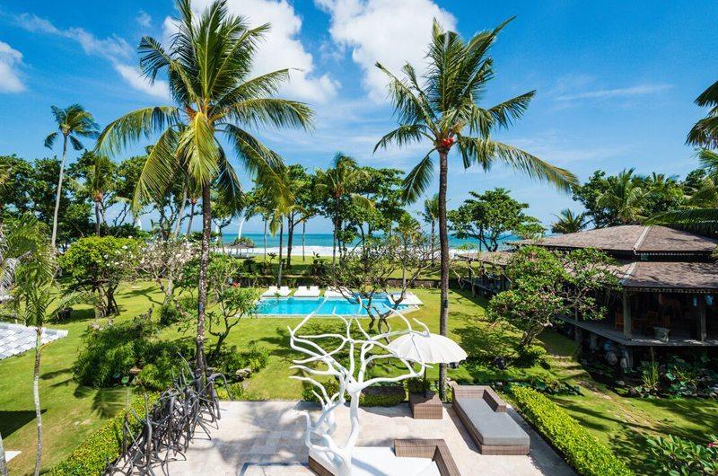 Morabito Art Villa Bird's Eye View, Canggu | 8 Bedroom Villas Bali