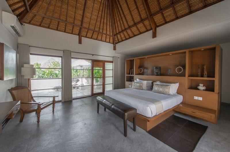 Nyaman Villas Bedroom and Balcony, Seminyak | 8 Bedroom Villas Bali