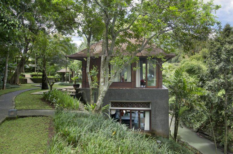 The Sanctuary Bali Entrance, Canggu | 8 Bedroom Villas Bali