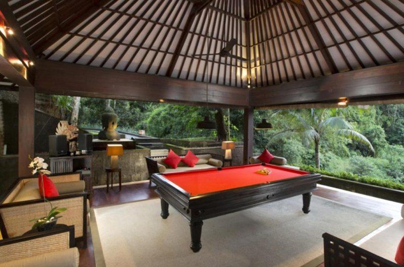 The Sanctuary Bali Billiard Table, Canggu | 8 Bedroom Villas Bali