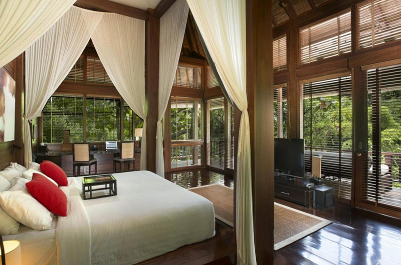 The Sanctuary Bali Bedroom and Balcony, Canggu | 8 Bedroom Villas Bali