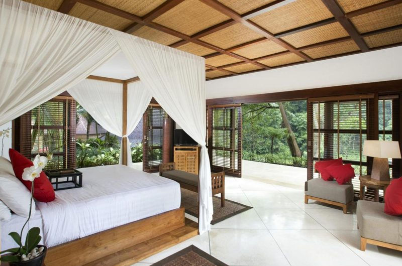 The Sanctuary Bali Four Poster Bed, Canggu | 8 Bedroom Villas Bali