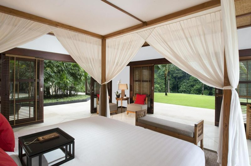 The Sanctuary Bali Four Poster Bed with Garden View, Canggu | 8 Bedroom Villas Bali