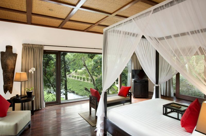 The Sanctuary Bali Four Poster Bed with View, Canggu | 8 Bedroom Villas Bali