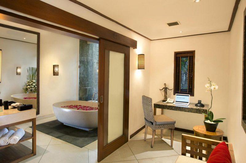 The Sanctuary Bali Romantic Bathtub Set Up, Canggu | 8 Bedroom Villas Bali