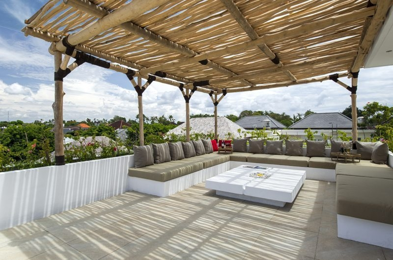 Villa Anam Open Plan Seating Area, Seminyak | 8 Bedroom Villas Bali
