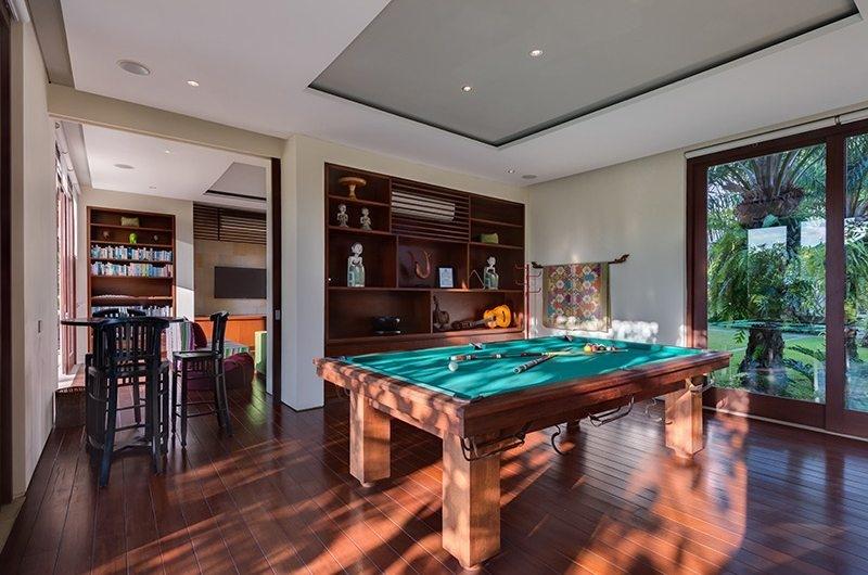 Bendega Villas Billiard Table, Canggu | 8 Bedroom Villas Bali