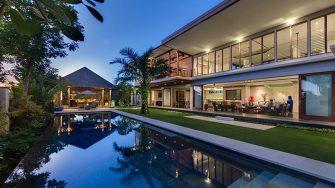 Bendega Villas Swimming Pool, Canggu | 8 Bedroom Villas Bali