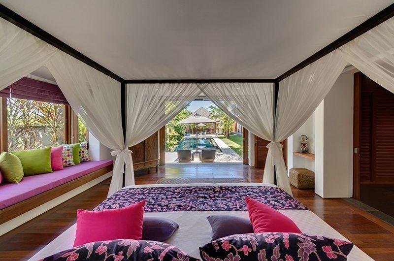 Bendega Villas Bedroom with Pool View, Canggu | 8 Bedroom Villas Bali