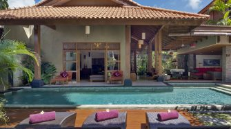 Villa Kinaree Estate Sun Beds, Seminyak | 8 Bedroom Villas Bali