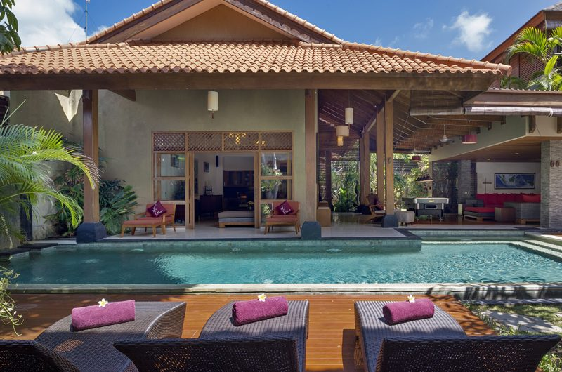 Villa Kinaree Estate Sun Beds, Seminyak | 8 Bedroom Villas Bali