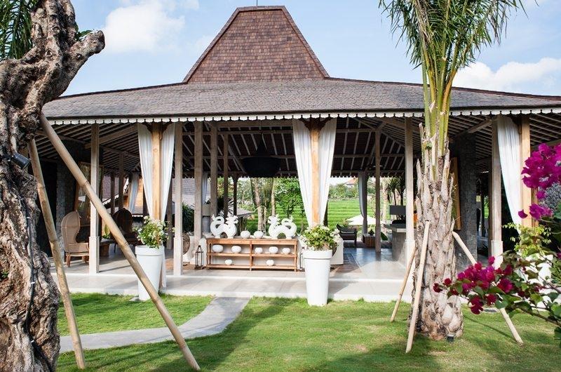 Jeeva Saba Estate Outdoor Area, Kerobokan | 8 Bedroom Villas Bali