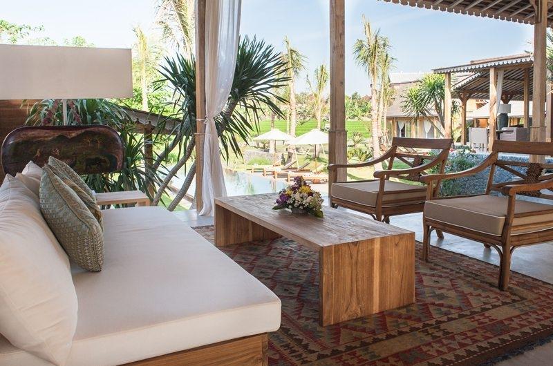 Jeeva Saba Estate Lounge Area, Kerobokan | 8 Bedroom Villas Bali