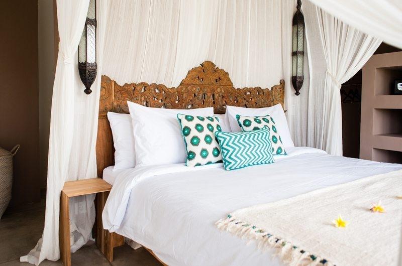 Jeeva Saba Estate Bedroom View, Kerobokan | 8 Bedroom Villas Bali